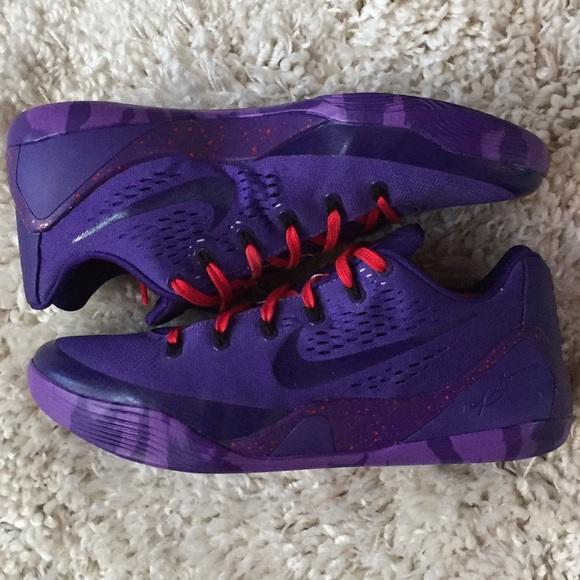 c804bb67246b Nike Kobe Bryant IX EM 9 ID Purple 688501-991 10.5.  M 5bef55ec9519967810f16171